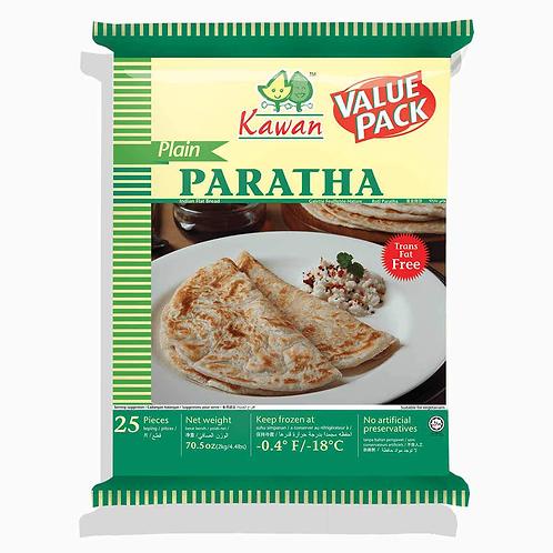 PLAIN PARATHA (25 PIECES)