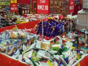 Kedai 'RM2' semakin jadi tumpuan pengguna