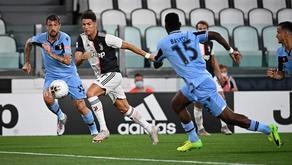 Dua jaringan Ronaldo letak Juventus diambang kejuaraan