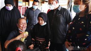 'Saya hilang dua anak, tujuh cucu serentak'