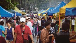 Bazar Ramadan, Aidilfitri, solat tarawih dibenarkan