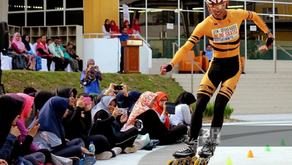 Sukan ekstrem berpotensi besar di Malaysia