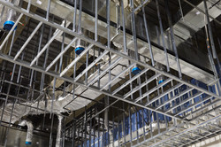 Steel Stud Framing is Our Expertise