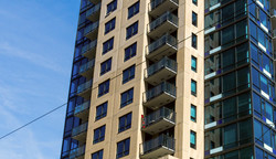 Architectural Panels Installation