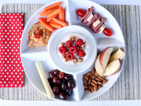 Dynamic Duo Snacks to Help You Add One More!