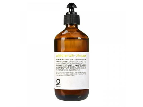 Purifying Hair Bath Oily Scalps