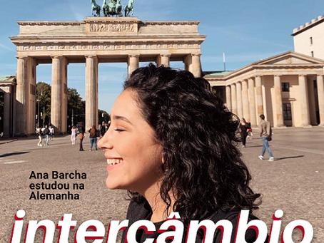 Podcast Intercâmbio inicia nova temporada com experiência de aluna da Udesc em Berlim