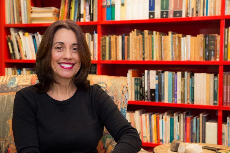 "Nadia Battella Gotlib: ""Fui fisgada por Clarice…"""" – Foto: Acervo Pessoal"