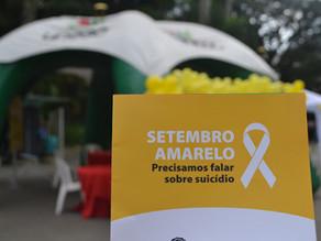 Unesc | Programa Semear Sorrisos realiza lives com o Setembro Amarelo como tema central