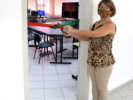 Udesc Faed inaugura espaço inovador de ensino e conclui obras de reforma do prédio