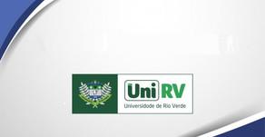 UniRV   Docente publica artigo em Revista de Pesquisa Científica