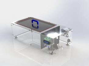 UTFPR   Pesquisadores criam equipamento de desinfecção à base de plasma frio