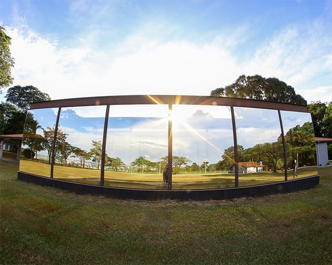 Nova sede da Agência de Inovação da Universidade Estadual de Campinas (Inova Unicamp)   Foto: Pedro Amatuzzi