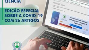 Professores da Udesc Cefid editam revista científica nacional sobre Covid-19