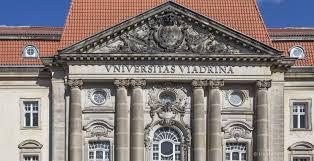 Oportunidade oferecida pela Universidade de Viadrina para alunos de doutorado