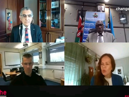 Reitor fala sobre iniciativas da USP para mitigar a violência de gênero em painel da ONU Mulheres