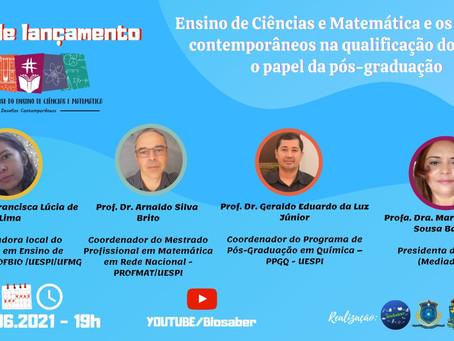 Inscrições abertas do I Simpósio Piauiense do Ensino de Ciências e Matemáticas   UESPI
