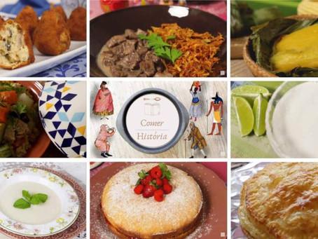Culinária para saborear e aprender História   Unesp