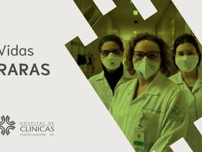 UFRGS | Estudo revela impactos na vida e na rotina de pacientes com doenças raras durante a pandemia