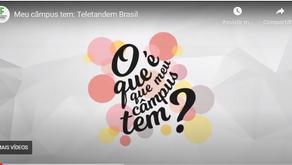 IFSP   Meu câmpus tem: Teletandem Brasil