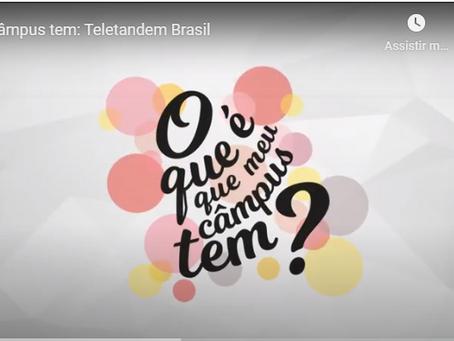 IFSP | Meu câmpus tem: Teletandem Brasil