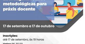 Unemat oferece curso de Extensão sobre práxis docente