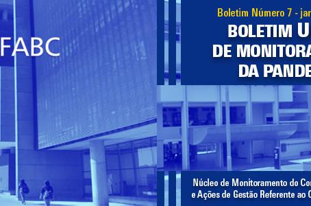 Boletim UFABC de Monitoramento da Pandemia
