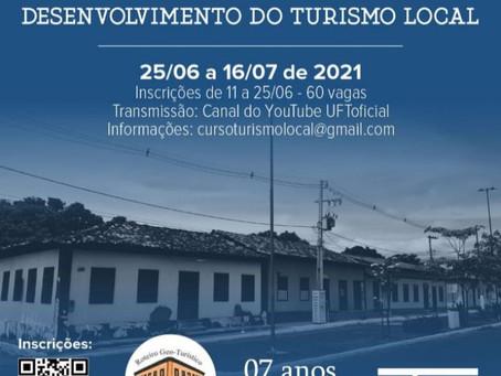 Roteiro Geo-Turístico promove curso em comemoração aos seus 7 anos de atuação   UFT