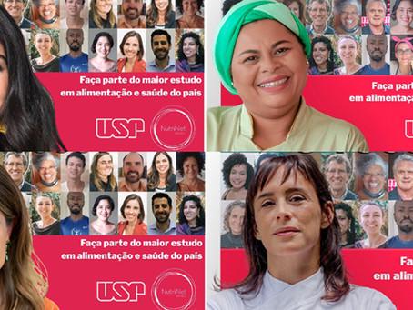 Pesquisa da USP busca voluntários para conhecer hábitos alimentares dos brasileiros