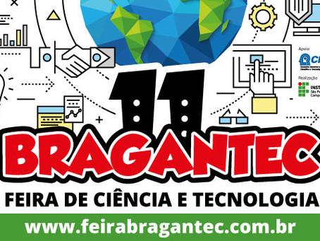 Inscrições abertas para a 11ª Feira de Ciência e Tecnologia | IFSP