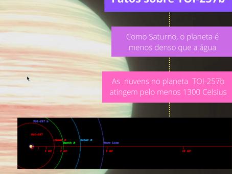 Novo exoplaneta  |  UFRN