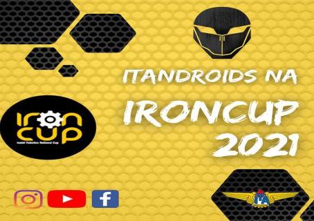 Grupo de robótica do ITA participa da competição IronCup