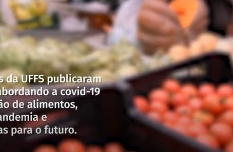 Covid-19 e a produção de alimentos