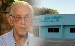 Unemat homenageia Dom Pedro Casadáliga com nome de câmpus no Médio Araguaia