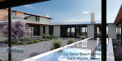 La Selva Beach Home Pool
