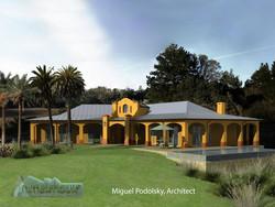 Watsonville Hills Residence