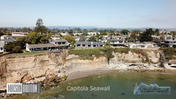 Capitola Seawall