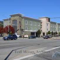 Hampton Inn Mission Street - Santa Cruz From North