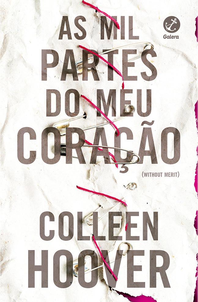 capa do livro without merit