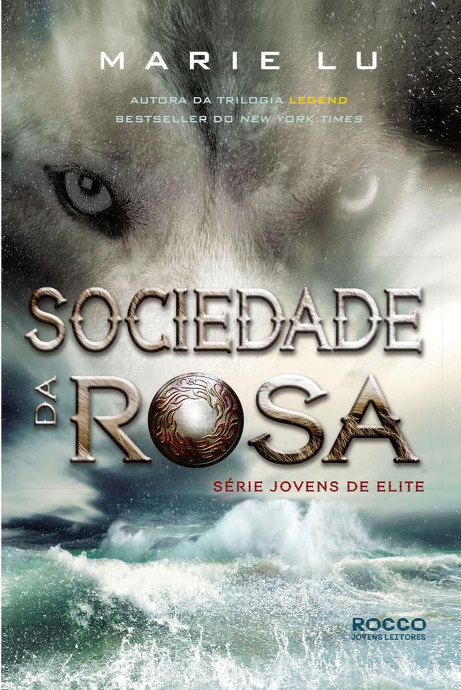 capa do livro sociedade da rosa por marie lu