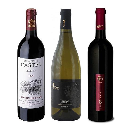 יינות אגדיים ממרתפי היקבים