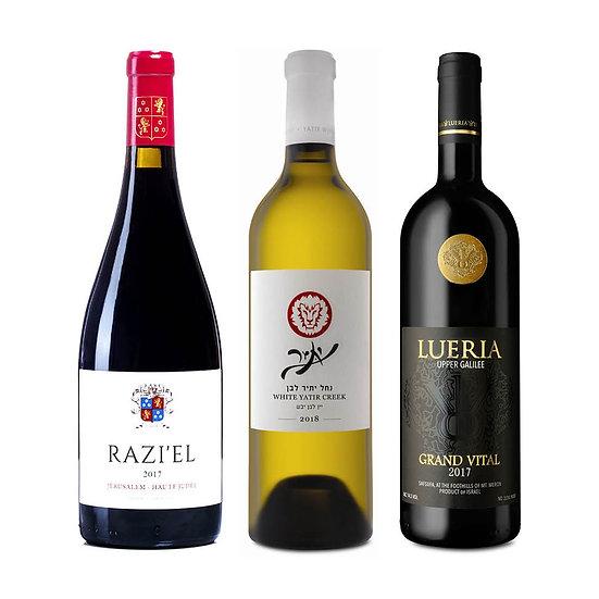 יינות דגל חגיגיים
