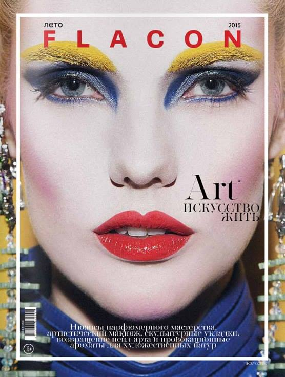 flacon magazine x francois berthier