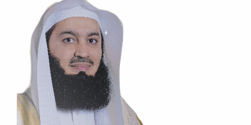 Book Launch of Motivational Moments II  by Mufti Menk in Dubai