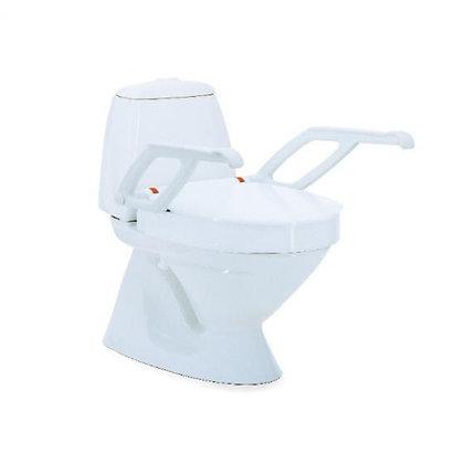 Toilettensitzerhöhung mit Armlehnen - Aquatec 9000