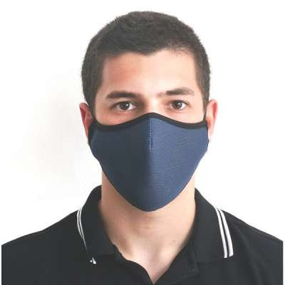 COPPTECH Keimtötende Gesichtsmaske - Einzelstück