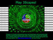 3Scapes flyer