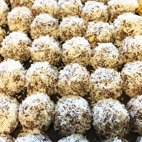 Peanut Butter Coconut Carob Truffle