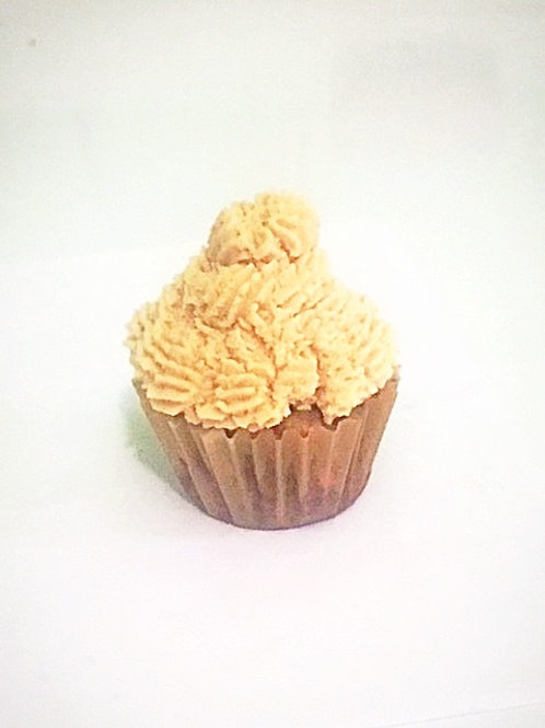 """Mini"" Pumpkin Pupcake"