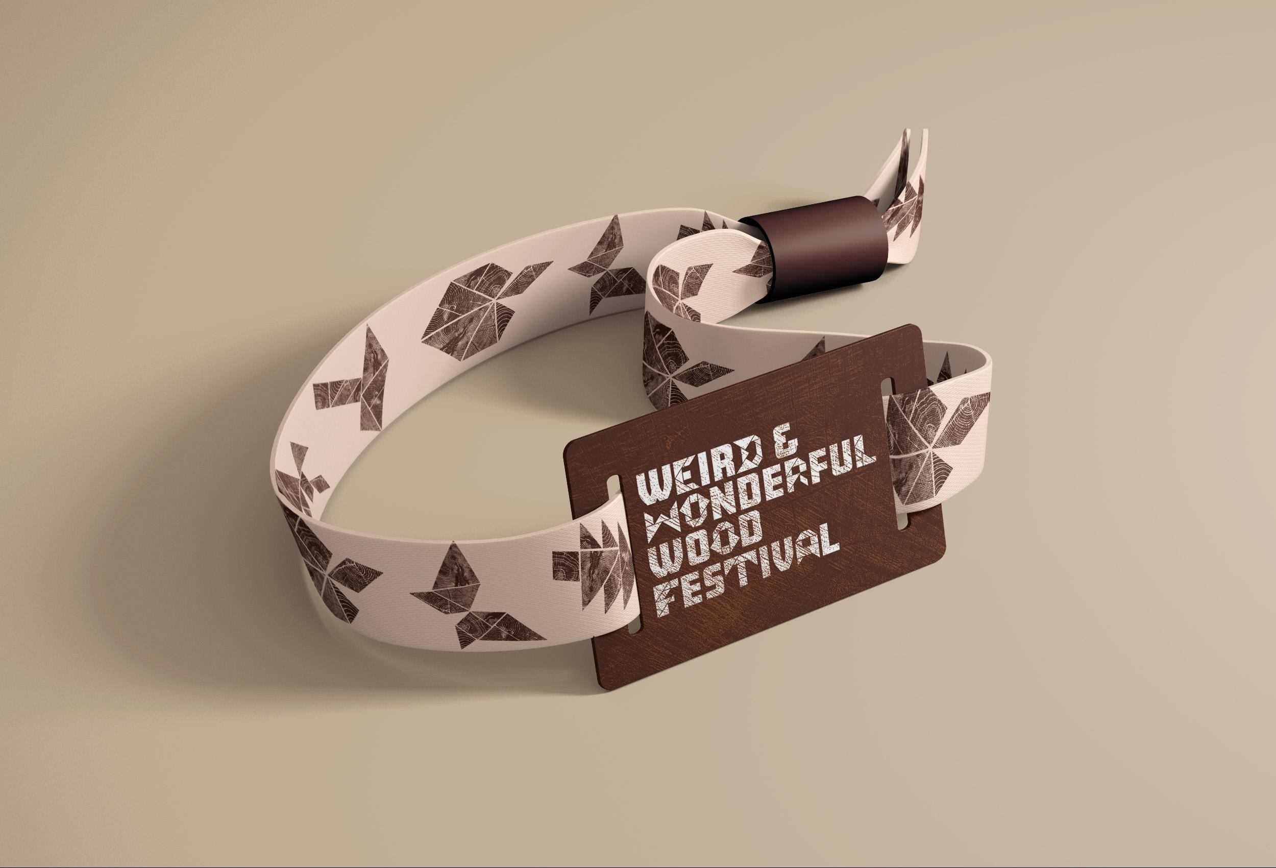 Wristband Mock